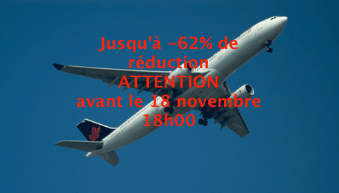 62% de réduction