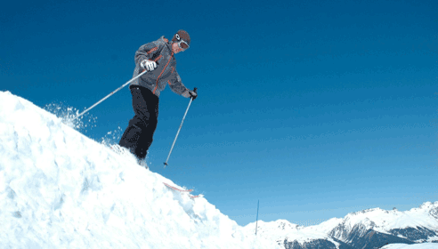 Partir à la neige